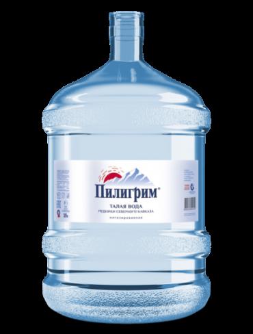 Вода Ледниковая, 19 литров