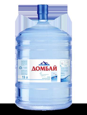 Вода Домбай Ульген, 19 литров