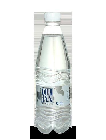 Вода родниковая Дилижан (Dilijan) 0.5 литра