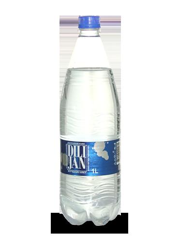 Вода лечебная Дилижан (Dilijan) 1 литр, пэт