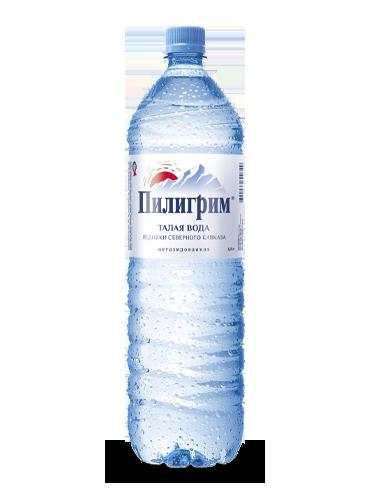 Вода Пилигрим, 1,5 литра, без газа