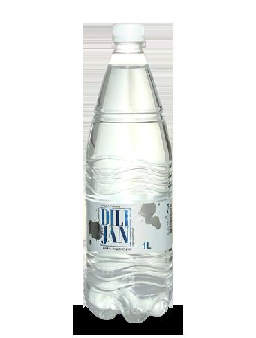 Вода родниковая Дилижан (Dilijan) 1 литр, без газа