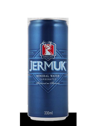 Минеральная природная лечебно-столовая вода Джермук, 0.33л