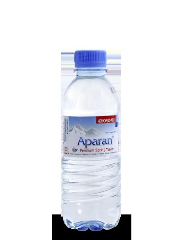 Родниковая вода Aparan 0.33л пэт/бут