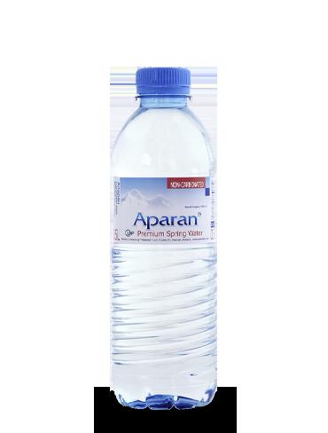 Родниковая вода Aparan 0.5л пэт/бут