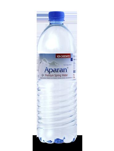 Родниковая вода Aparan 1л пэт/бут