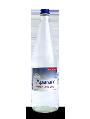 Родниковая вода Aparan 1л сткл/бут