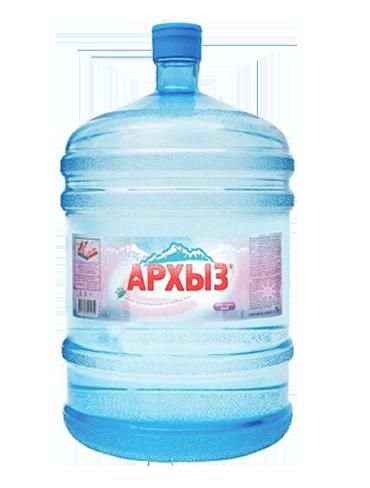 Питьевая вода Архыз, 19 литров