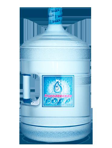 Королевская вода 19 литров